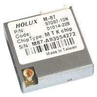 Holux M-87 M87 GPS Receiver Module MTK GPS Solution with Antenna