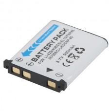 3.7V 900mAh Digital Camera Li-ion Battery For LI-42B/40B/EN-EL10/FNP45/K7006
