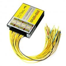 LA500 34CH USB Logic Analyzer Oscilloscope 500M