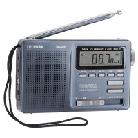 TECSUN DR920 / DR-920 Digital FM/AM Shortwave Radio