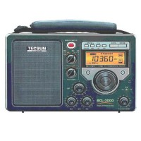 TECSUN BCL3000 Digital FM/AM Shortwave Radio BCL-3000
