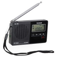 TECSUN PL-118 PL118 PLL DSP FM Stereo Single Band Radio Pocket Radio
