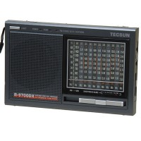 TECSUN R9700DX 12 Band Dual Conversion AM FM Shortwave Radio
