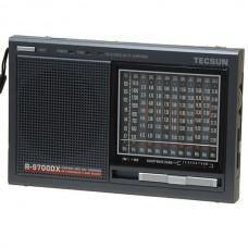 TECSUN R9700DX 12 Band Dual Conversion AM FM Shortwave Radio