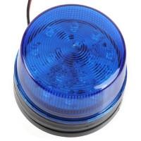 High Intensity LED Warning Lights Strobe LED Light-Blue