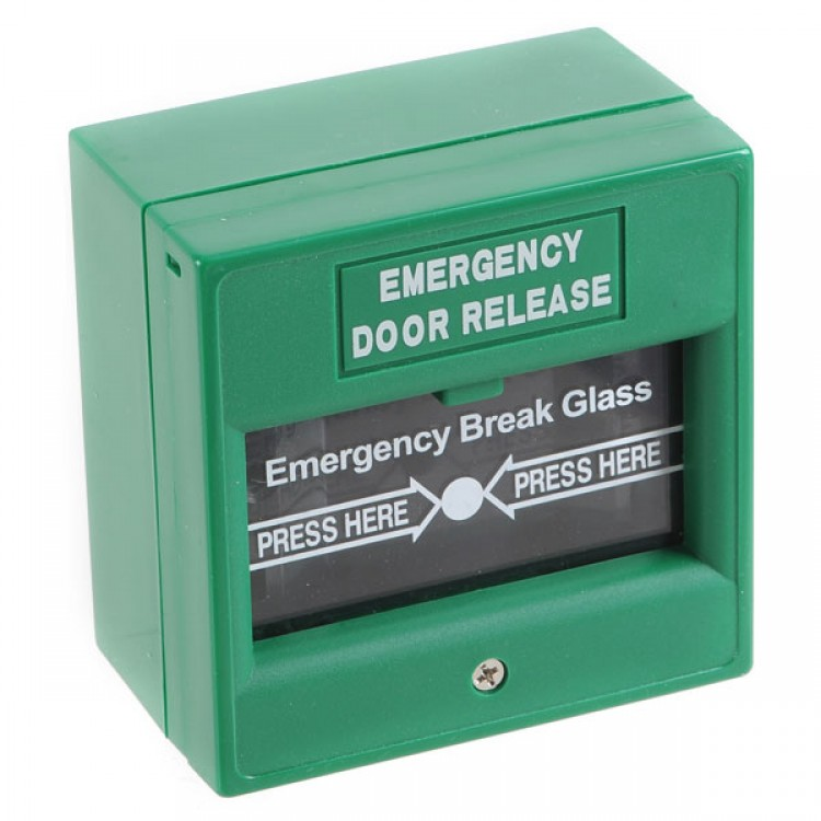 Fire Alarm Pull Station Dual Action Break Glass Emergency