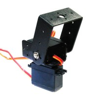 2 DOF Short Pan and Tilt Robot Joint with MG995 Servos Sensor Mount kit for Arduino Robot