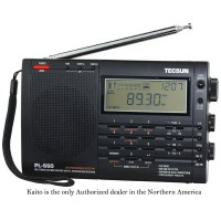TECSUN PL660 AM FM SW Air SSB Synchronous Radio