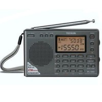 TECSUN PL-380 DSP ETM PLL World Band Radio PL380
