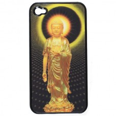 Personalized Buddhism Buddha 4/4s Hard Plastic Case Protector