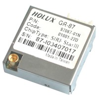 HOLUX GPS Receiver Module GR-87 High Sensitive GPS Module