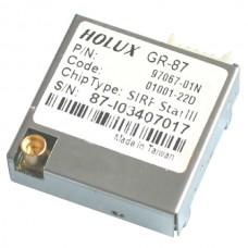 HOLUX GPS Receiver Module GR-87 High Sensitive GPS Module