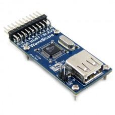 SL811 USB Board SL811HST-AXC SL811HS Host/Slave Evaluation Development Module