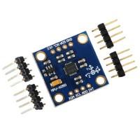 GY-52 MPU6050/6000 Module 3-axis Gyro Acceleration Sensor 6-Axis Attitude Gradient Module 6DOF