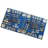 L3G4200 LSM303DLH Module 3-axis Gyroscope + Triaxial Accelerometer +3-axis Magnetic Sensor