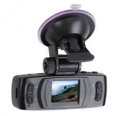 X6 Black Full HD 1080P Vehicle Blackbox DVR Car Camera Recorder with 6 IR LED Night Vision
