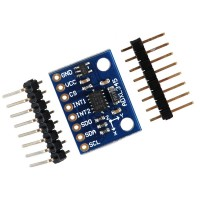 ADXL345 Digital 3-Axis Acceleration of Gravity Tilt Module GY-291 for Arduino