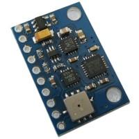 GY-81-3050 HMC5883L MPU-3050 BMA020 BMP085 9 Axis Flight Control Sensor Module