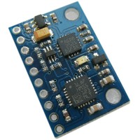 9-Axis LSM303DLH+L3G4200D Electric Compass Acceleration Sensor Module