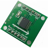 GY-26 Digital Compass Sensor Module For GPS Navigation Input 3V - 5V DC