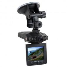 "2.5"" HD Car LED Vehicle DVR Road Dash Video Camera Recorder Traffic Dashboard Camcorder"