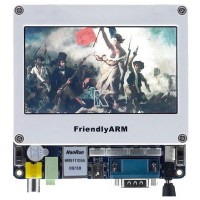 "Mini6410 + 4.3"" LCD Android2.3 533MHz S3C6410 256M + 1G ARM11 Development Board"