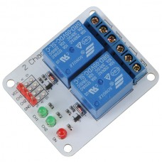 2CH 2 Channel 5V Relay Module for Arduino PIC ARM AVR MSP430