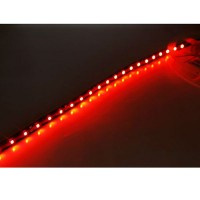 90CM 5050 27LED WaterProof Night Flight LED Strip with Adhesive Sticker for Multicopter-Red