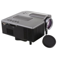 Mini Portable LCD Projector For TV /PC /DVD in Home Theater Business School