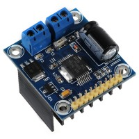Arduino 240W high-power H-Bridge Motor Driver Module smart car driver