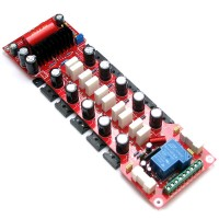 300W LME49810+5Pcs 2SA1943+5Pcs 2SC5200 Mono Channel Audio Amplifier Board