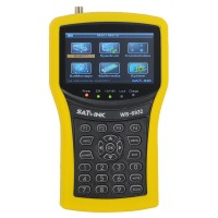 Satlink Satellite Finder WS-6932 3.5'' LCD HD Spectrum Analyzer Satellite