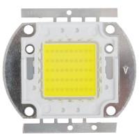 WXC-50W Pure White High Power LED SMD Lamp Bulb Light DC32-34V