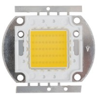 WXC-50W Warm White High Power LED SMD Lamp Bulb Light DC32-34V