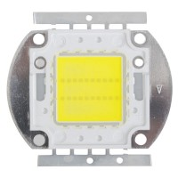 WXC-20W Pure White High Power LED SMD Lamp Bulb Light DC32-34V