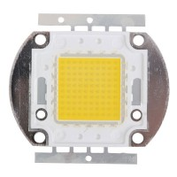 WXC-100W Pure White 9000-9550lm LED SMD Lamp Bulb Light DC32-34V