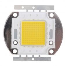 WXC-100W Pure White 9000-9550lm LED SMD Lamp Bulb Light DC32-34V