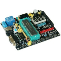 51 Learning Board STC51 Programmer 51 Development Board MCS51 STC51 89 C51