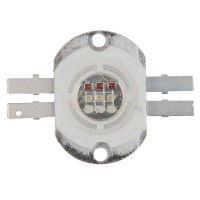 WXC-10W RGB High Power LED SMD Lamp Bulb Light DC6-7V