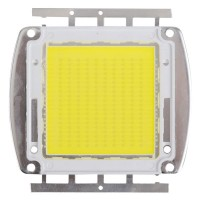 WXC-200W Pure White High Power LED SMD Lamp Bulb Light DC32-34V