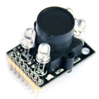 TCS230 TCS3200D Color Module Color Sensor with Wide Angle Lens