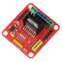 L298N Stepper Motor Driver Controller Board for Arduino 0 ~ 36mA