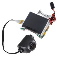 HoryzonHD Full HD 1080p FPV Camera V2 only 38g for PT Pan/Tilt Camera FPV