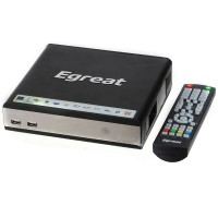 Egreat R200S 3D HD 1080p HDMI 1.4 Blu-Ray ISO Network Media Player