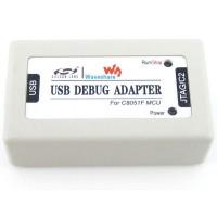 C8051F In-System Debugger Programmer Emulator USB Debug Adapter Compatible U-EC3