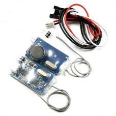DLD280 TX RX Remote Wireless Battery Voltage Alarm
