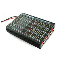 G.T. Power XDRIVE 4x 60 W 1-6S LiPo/LiFe Balance Charger/Discharger
