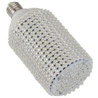 570 LEDs 30W Pure White Corn LED Light Bulb Lamp E27 Base 3000lm