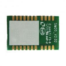 SIMCom SIM20 Short-range RF Module Transparent Data Transmission