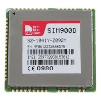 SIMcom SIM900D GSM GPRS Module Quad-Band GSM/GPRS Module
